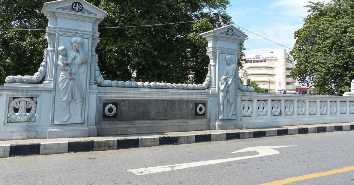 پل اشکها بانکوک تایلند