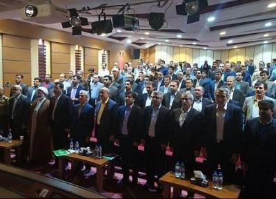آئین افتتاح متمرکز پروژه های هفته دولت در شاهرود برگزار گردید