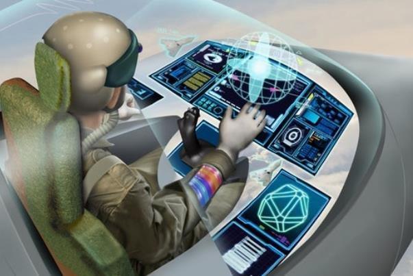جنگنده های آینده با حرکات چشم و دست کنترل می شوند