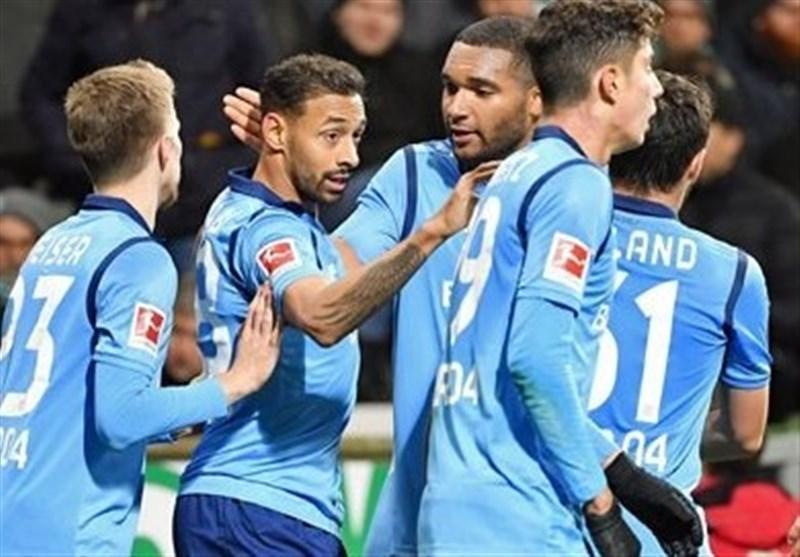 فوتبال دنیا، صعود سخت بوروسیا دورتموند و شالکه به دور سوم جام حذفی آلمان
