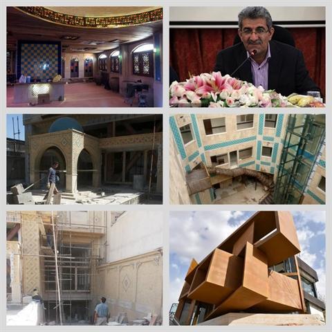 اجرای 121 پروژه گردشگری با سرمایه گذاری بیش از 18هزارمیلیارد ریال در سطح استان فارس