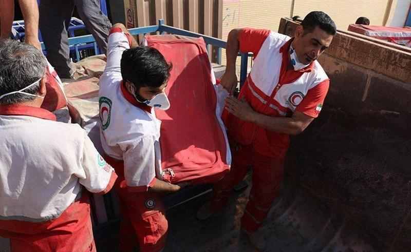 توسعه پایگاه امداد و نجات بین راهی در خوزستان