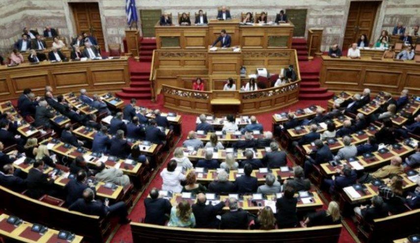 رای اعتماد مجلس یونان به دولت این کشور