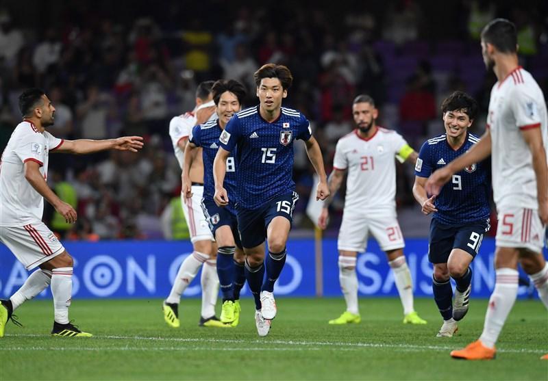 شکست ایران مقابل ژاپن به روایت تصویر