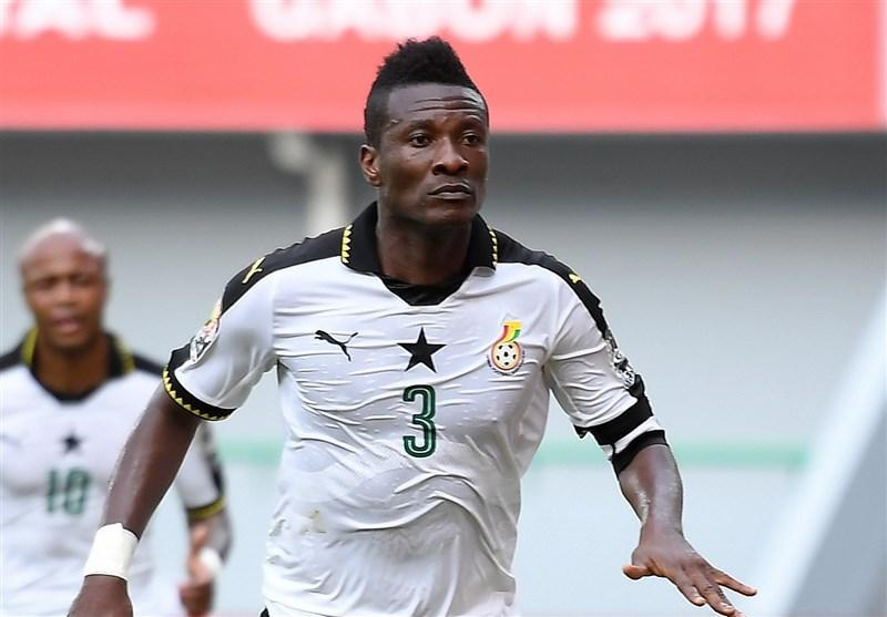 بازگشت آساموا جیان به تیم ملی به درخواست رئیس جمهور غنا