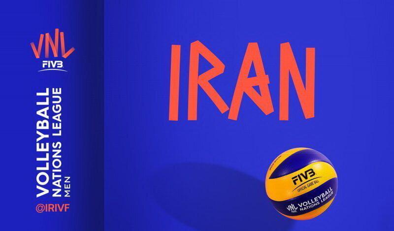 پخش مسابقه های لیگ ملت های والیبال از شبکه سه