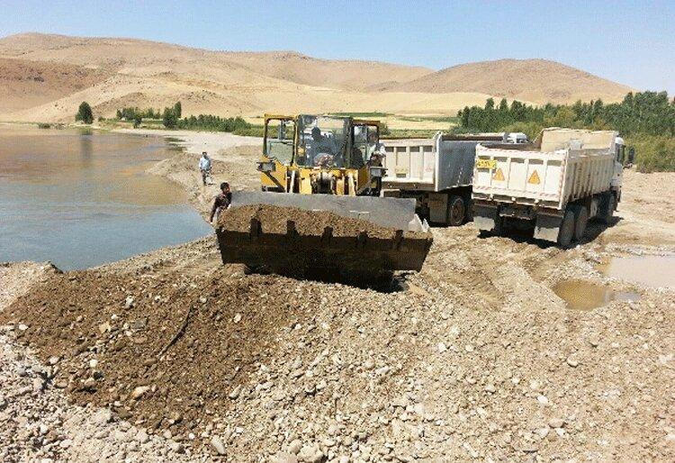 مرهمی بر زخم رودخانه های لرستان