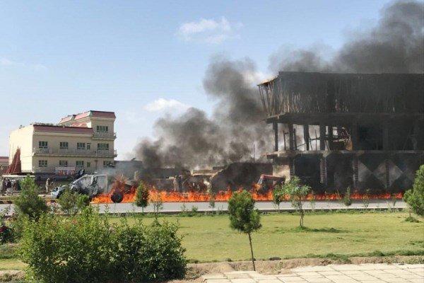 انفجار انتحاری در قندهار 8 مجروح برجای گذاشت