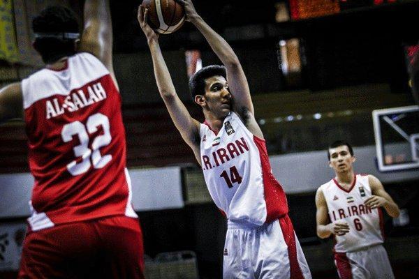 دوئل تیم بسکتبال جوانان برای تکرارِ قهرمانی آسیا و سهمیه جهانی