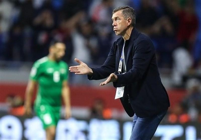 تمدید قرارداد کاتانتس با فدراسیون فوتبال عراق پس از نشستی 4 ساعته