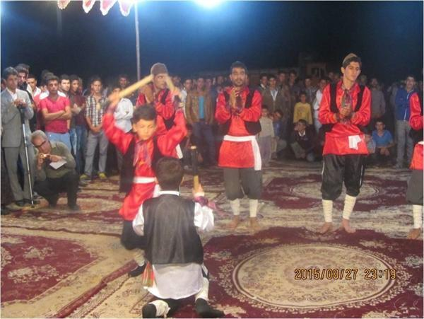 6 جشن نوروزگاه در شهرستان جغتای در خراسان رضوی برگزار می گردد