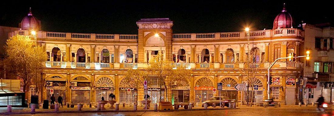 نگرانی شهرداری تهران درباره میدان حسن آباد ؛ امکان بازسازی گنبدها وجود دارد؟ ، جدیدترین گزارش از آسیب میدان تاریخی تهران
