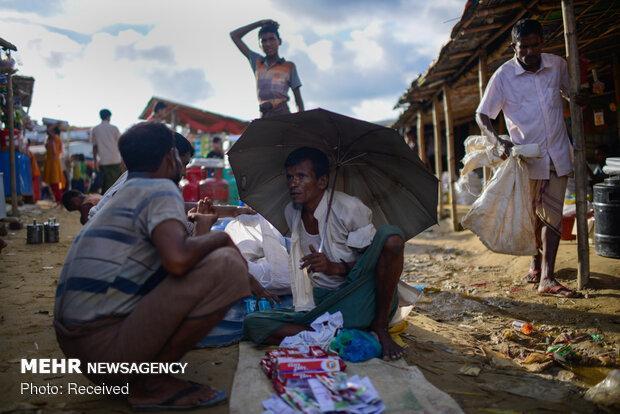 بنگلادش خدمات مخابراتی به مسلمانان روهینگیا را ممنوع کرد
