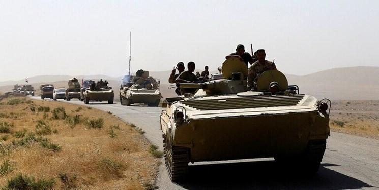 نابودی 7 پایگاه داعش در صلاح الدین عراق