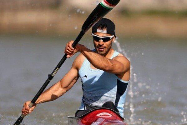 نتایج سومین روز مسابقه قایقرانان ایران در مجارستان