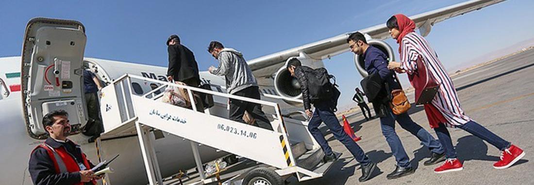 تغییر شماره باندهای یک فرودگاه ایران به دلیل انحراف کره زمین ، کارکرد شماره باند فرودگاه ها چیست؟