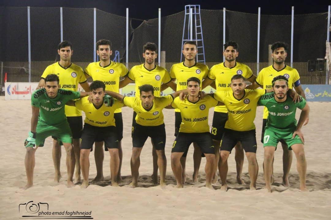 پارس جنوبی بوشهر نماینده ایران در تورنمنت جام باشگاه های جهان شد