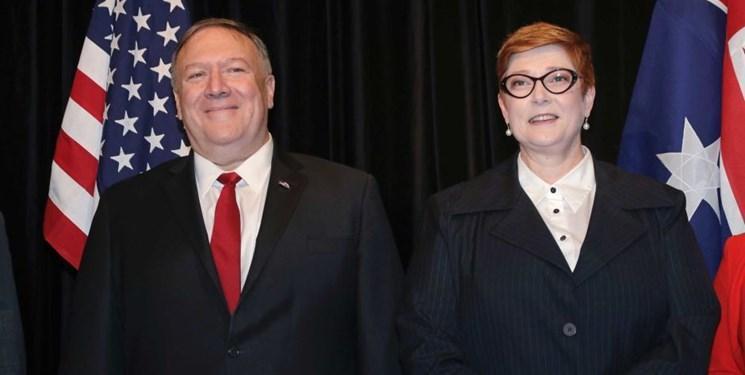 انتقاد سناتورهای استرالیایی از پیوستن کانبرا به ائتلاف واشنگتن در تنگه هرمز