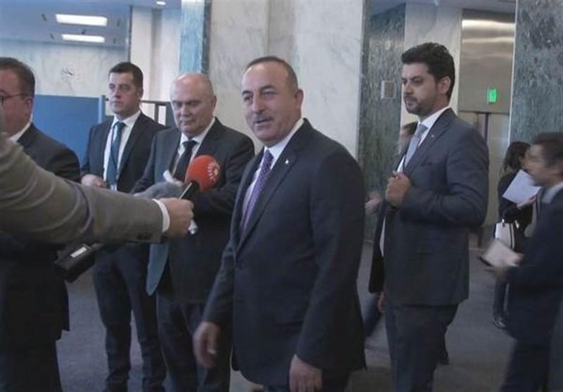 جزئیات کمیته تدوین قانون اساسی سوریه از زبان وزیر خارجه ترکیه
