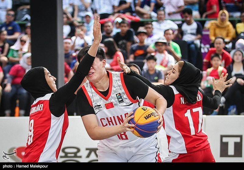 معرفی ملی پوشان بسکتبال سه نفره دختران برای حضور در جام جهانی
