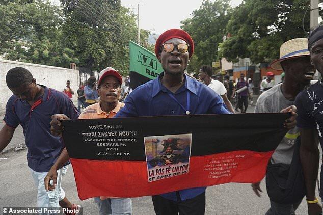 مردم هائیتی به دنبال برگزاری اعتراضات جدید