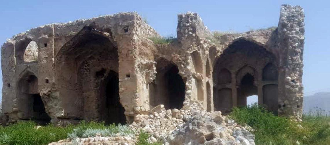 وعده مرمت کاخ کیومرث داراب، تاکید دوباره بر قاجاری خواندن کاخ!