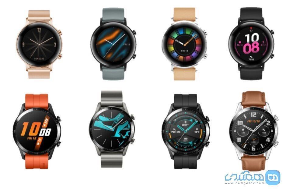 با نوآوری های ساعت هوشمند جدید Huawei Watch GT 2 فعالیت ورزشی، سلامتی و خواب خود را کنترل کنید