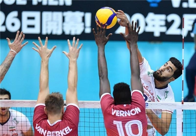 جام جهانی والیبال، نخستین پیروزی ایران در جام جهانی با بازیکنان ذخیره