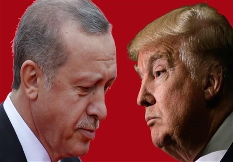 سکوت اردوغان در برابر تهدیدات ترامپ