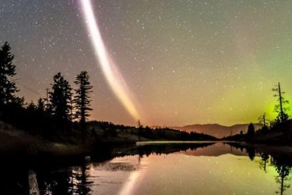 نوع جدیدی از نور در آسمان کشف شد