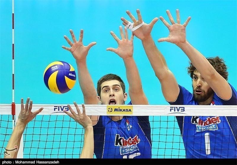 پیروزی حریف ایران مقابل صربستان