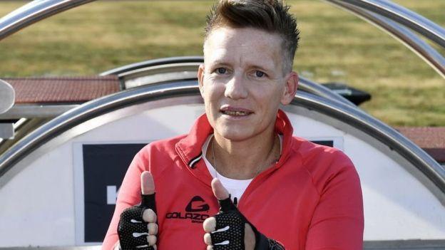 قهرمان پارالمپیکی بلژیک با اتانازی به زندگی خود سرانجام داد