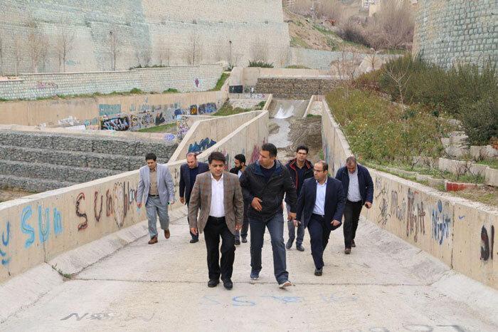 آماده باش شمال تهران در بارش های پاییزی