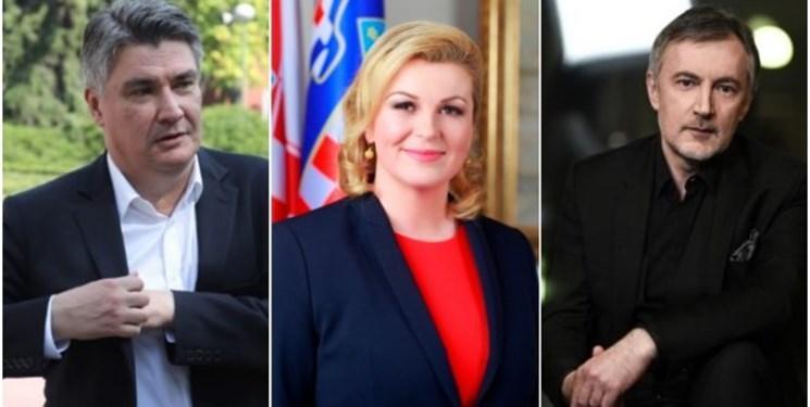 کیتارویچ و میلانویچ به دور دوم انتخابات کرواسی راه یافتند