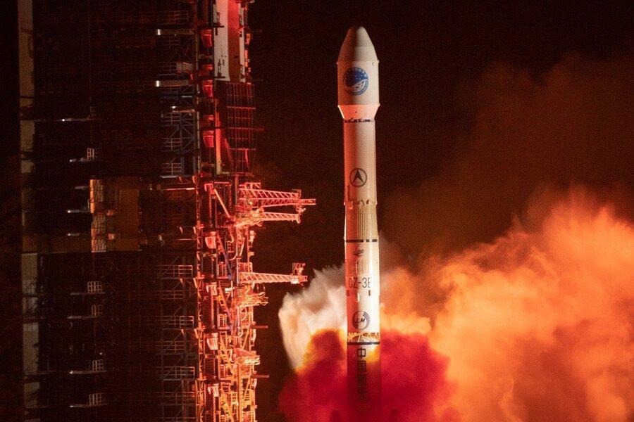 چین نسل جدید ماهواره های ردیابی و رله داده ها را به فضا می فرستد