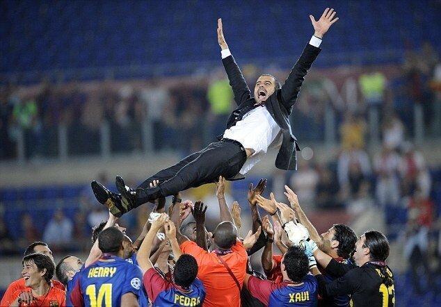 پخش مستند بارسلونا ، توپ رو بگیر توپ رو پاس بده