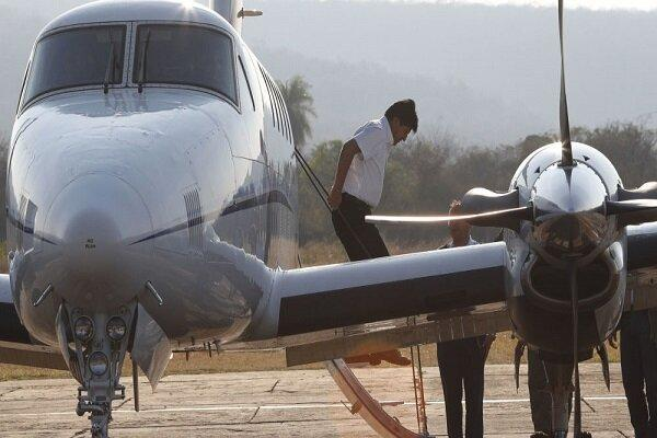 پرو به هواپیمای حامل مورالس اجازه فرود نداد، پاراگوئه میزبان شد