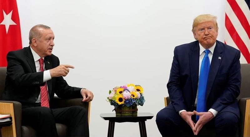 سفر اردوغان به امریکا در فضای مه آلود روابط دو کشور