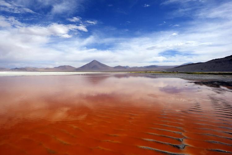 10 دریاچه عجیب از سراسر جهان