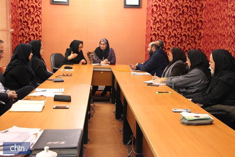 برگزاری نشست هم اندیشی امنای اموال فرهنگی تاریخی در کاخ گلستان