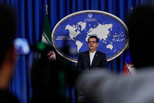 واکنش وزارت خارجه به تهدید ماشه ای فرانسه؛ برجام اجازه نمی دهد