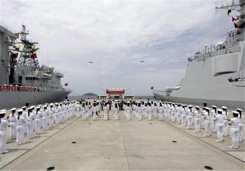 چین قابلیت های نیروی دریایی خود را ارتقا می دهد