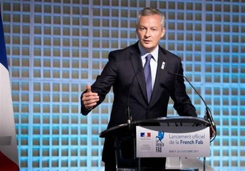وعده فرانسه برای تلافی تعرفه های تجاری آمریکا