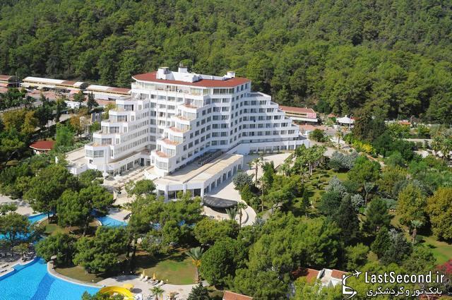 هتل رویال پالم ریزورت، آنتالیا