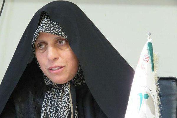 مهین فرهادی زاد: به مدال آوری بانوان در المپیک توکیو امیدواریم