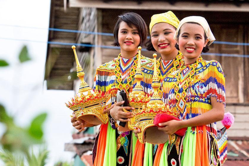 چرا تایلندی ها هیچوقت نه نمی گویند؟