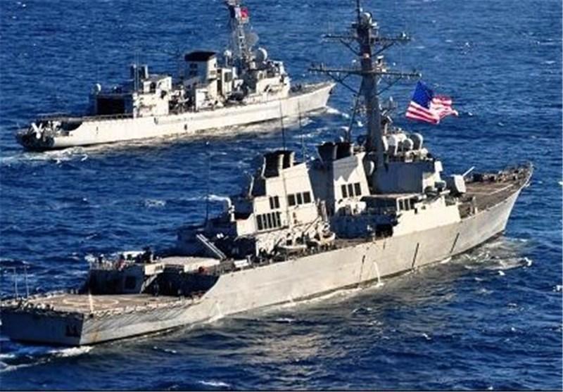 نیروی دریایی چین در برابر تحریکات آمریکا خویشتن داری نشان داده است