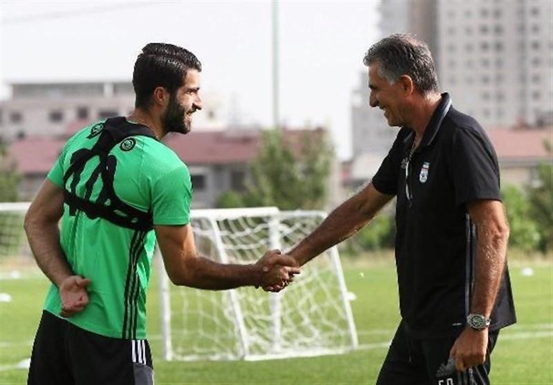 انصاری فرد: مهم نیست چه کسی در تیم ازبکستان بازی می نماید، کاملاً آماده ایم که به عنوان تیم اول آسیا راهی جام جهانی شویم