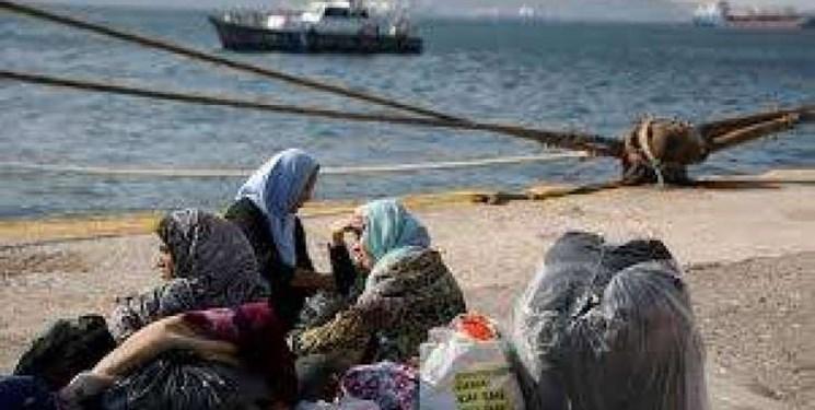 12 پناهجو در دریای یونان قربانی شدند