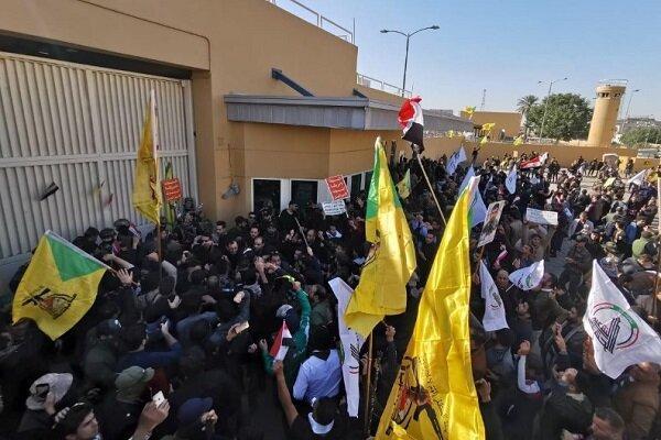 تفنگداران دریایی بیشتری به سفارت آمریکا در بغداد اعزام می شوند